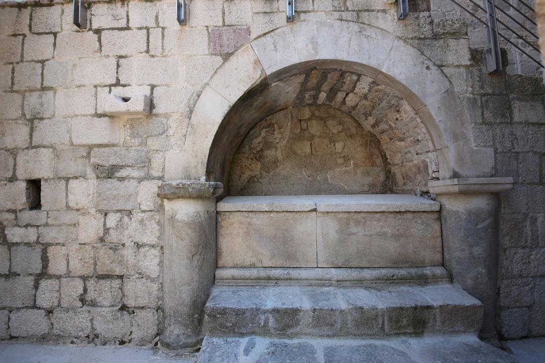 Grobnica ktitora Crkve sv. Pavla