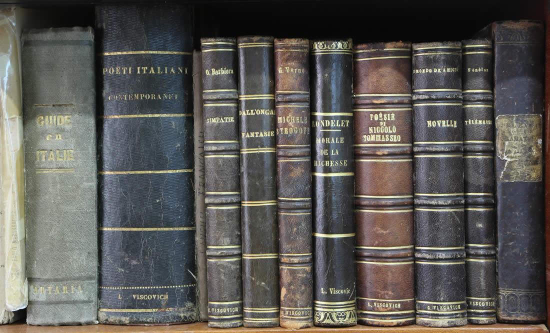 Muzej grada Perasta - Bibliotečki fond