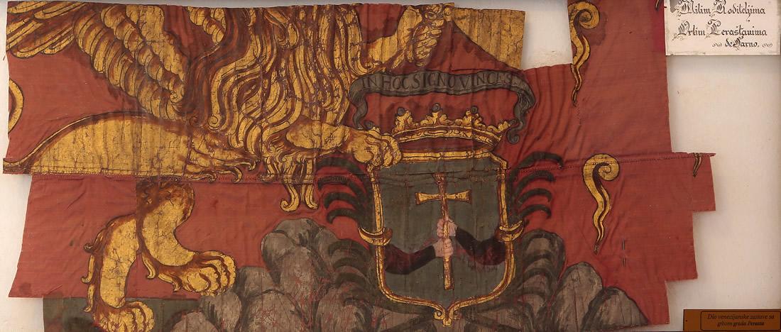 Muzej grada Perasta - Etnografska zbirka - Zastave