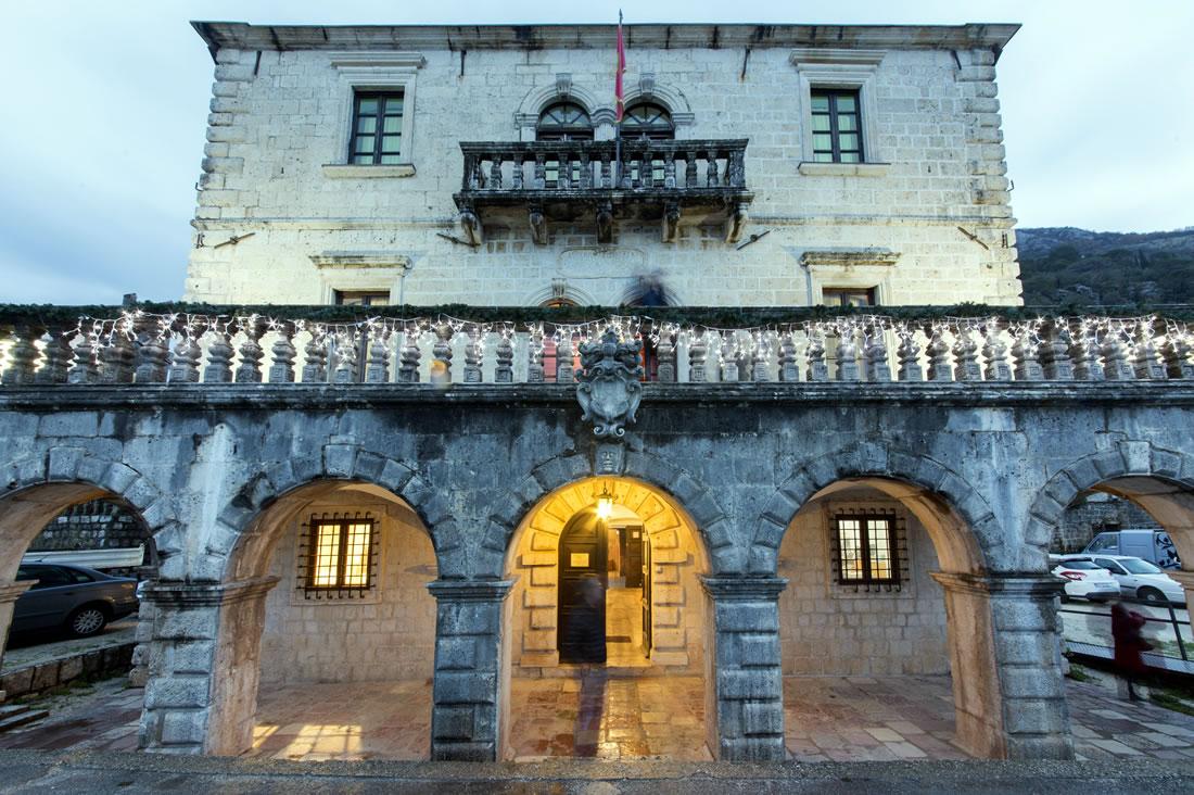 Palata Bujović - Muzej grada Perasta