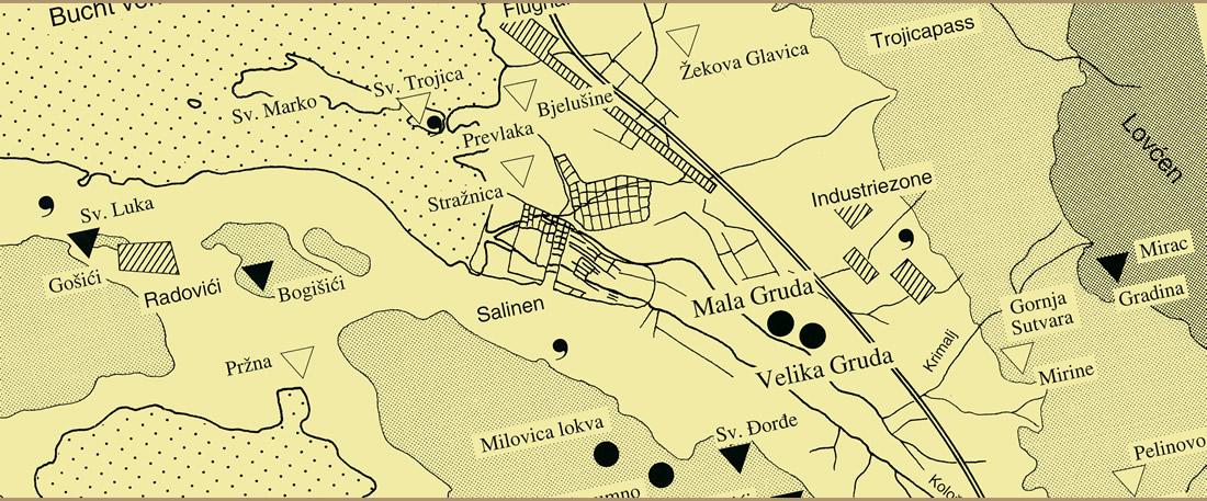 Praistorijski nalazi sa područja Kotora