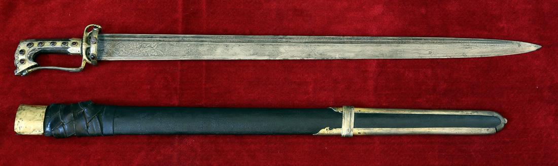 Peraški mač - Muzej grada Perasta