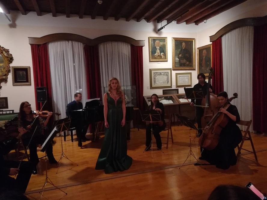 Solistički koncert Marijane Šovran – sopran