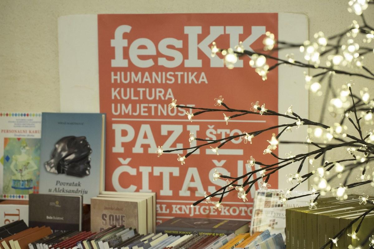 Prvi festival knjiga – humanistike, kulture i umjetnosti u Crnoj Gori – FesK Kotor