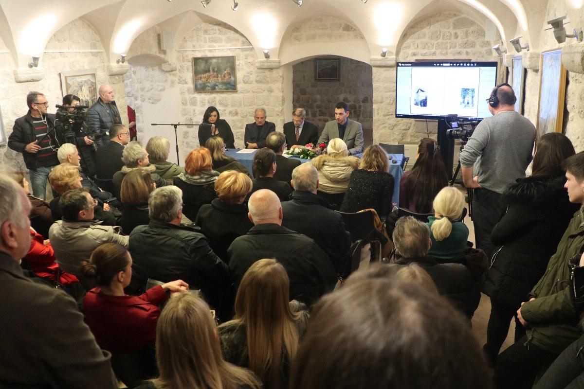 Promocija monografije Ostavština Italije na Crnogorskom primorju