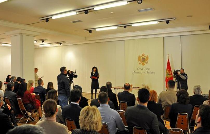 "Ministarstvo kulture sufinansiralo tri projekta OJU ""Muzeji"" Kotor"