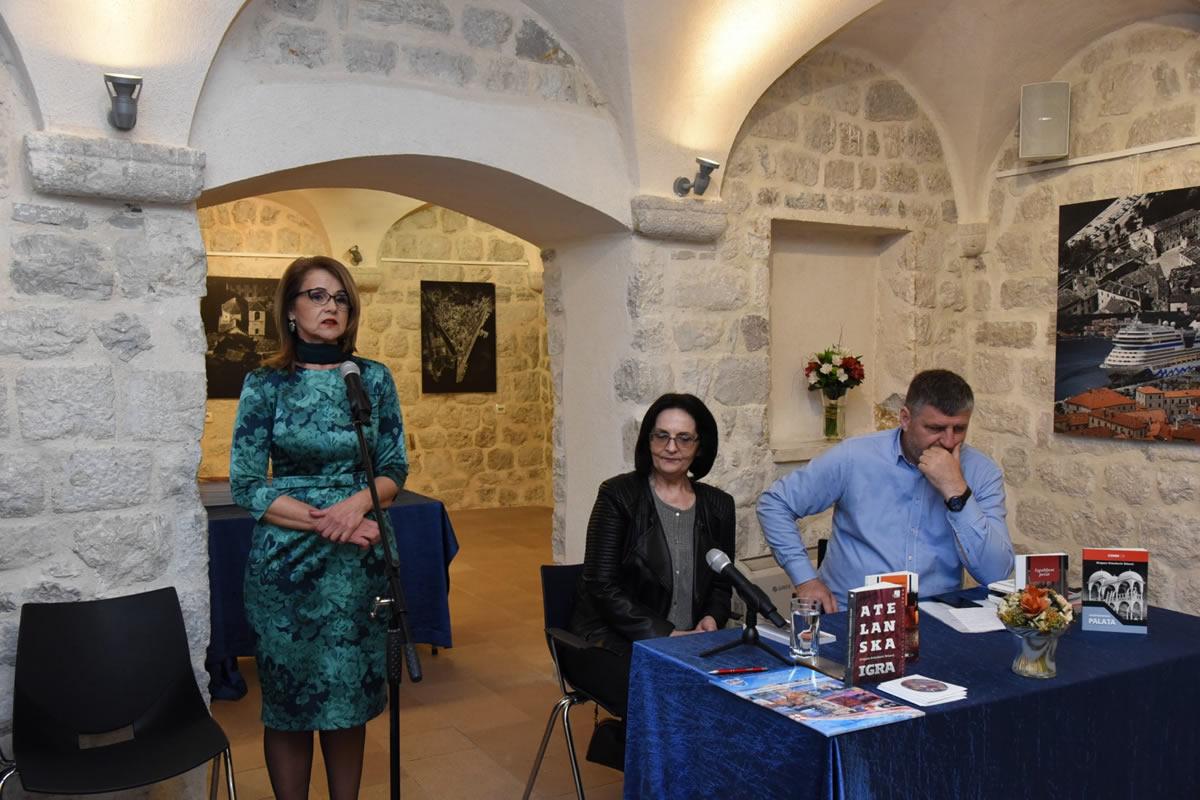 Autorsko veče Dragane Kršenković Brković